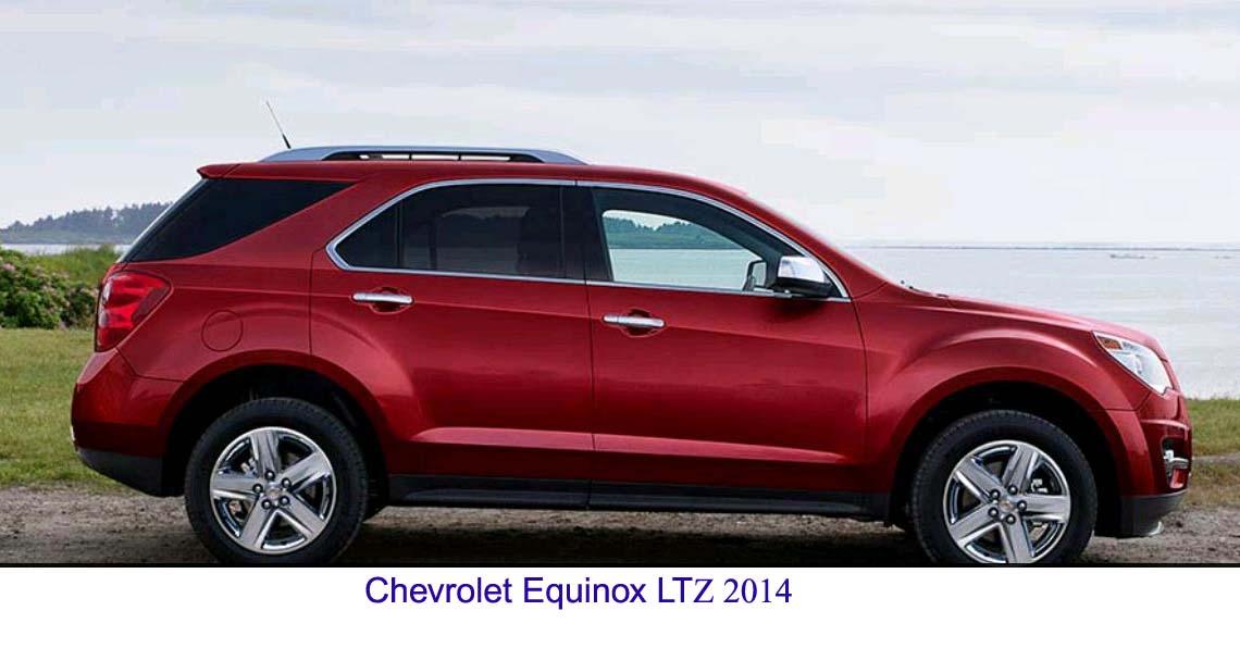 Chevrolet Equinox LTZ 2014